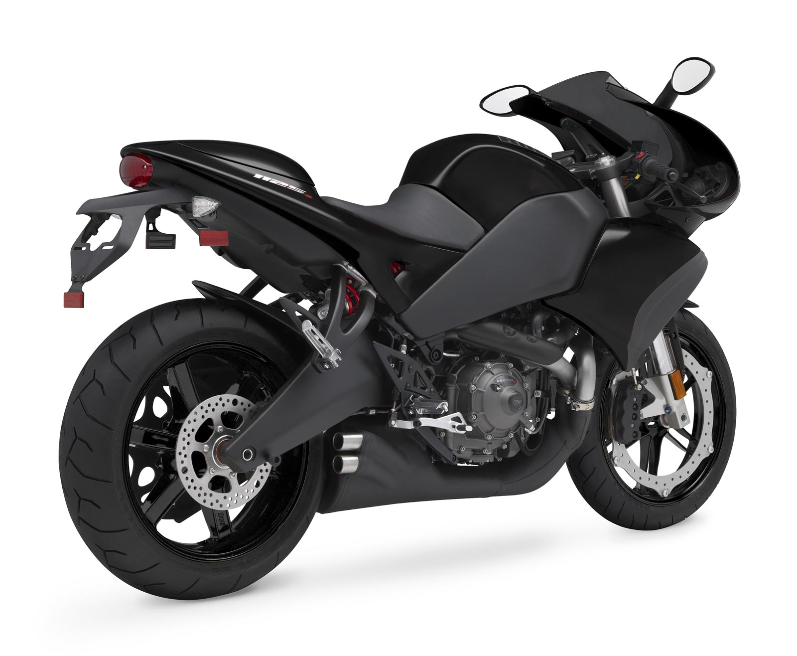 Buell 1125R 2009 #2