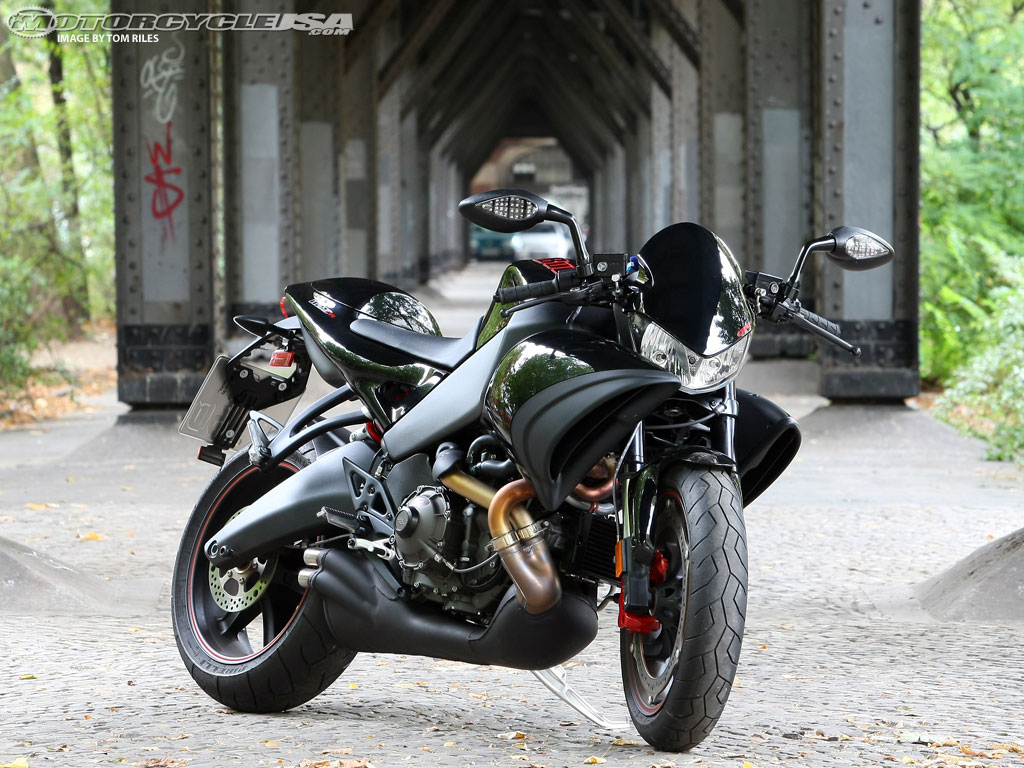 Buell 1125R 2009 #4