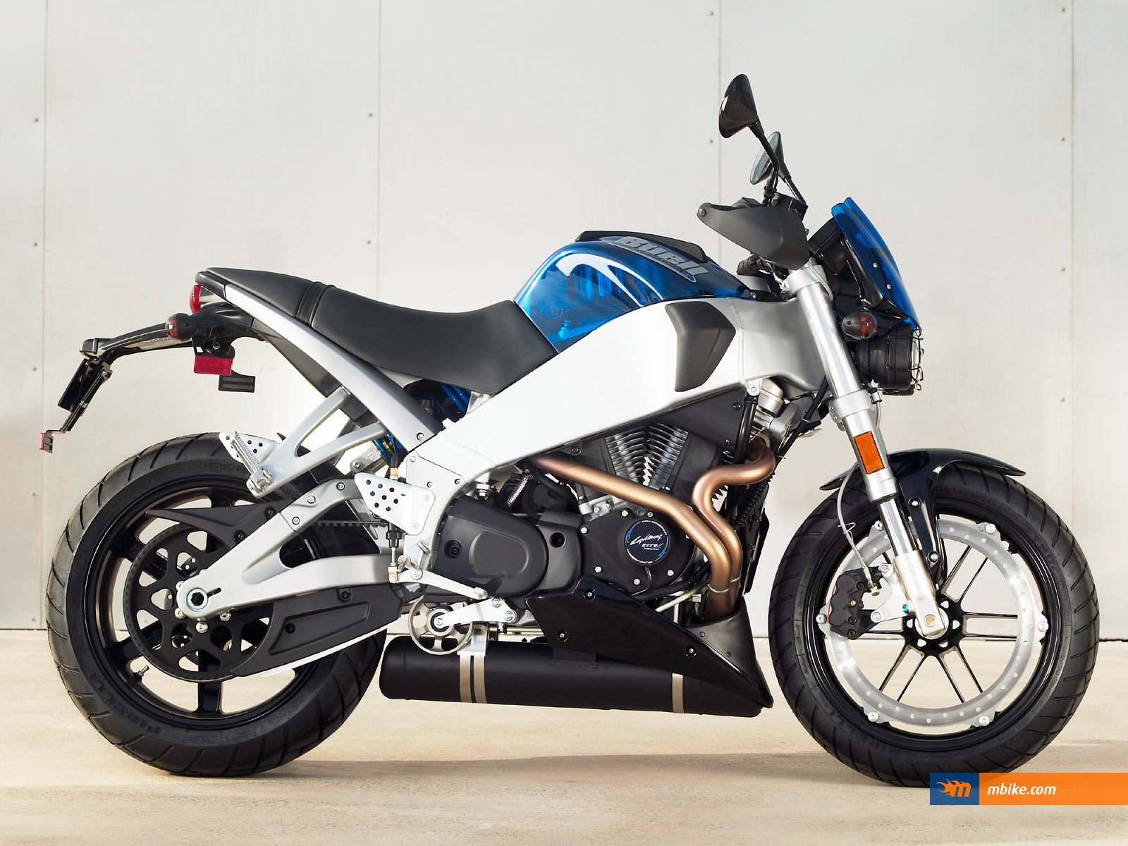 2006 Buell Lightning CityX XB9SX   motorcycle review @ Top