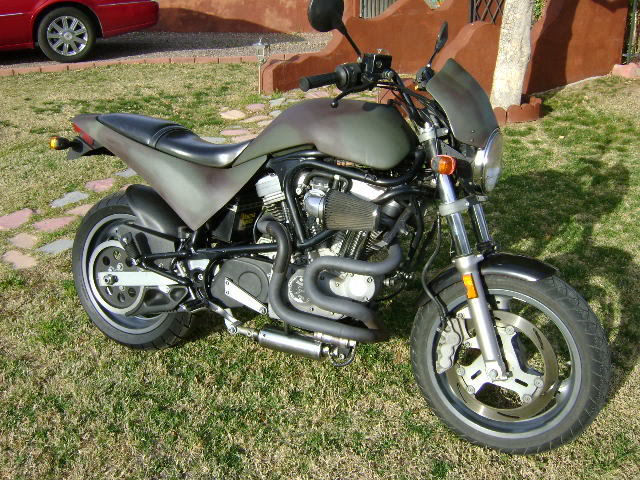 2001 Buell M2 Cyclone #12