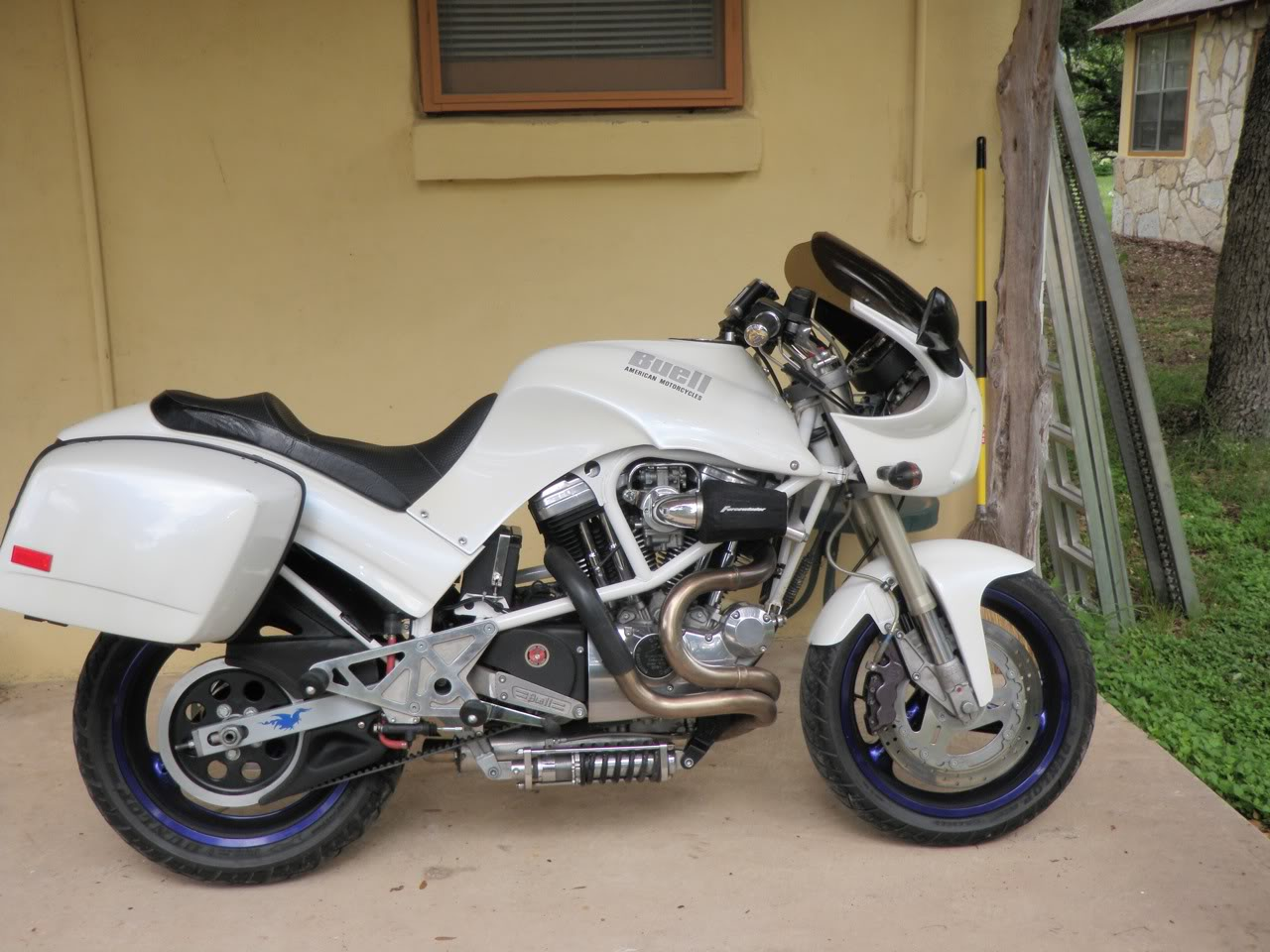 Buell S2-T #12