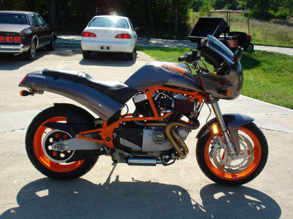 Buell Sport touring #1