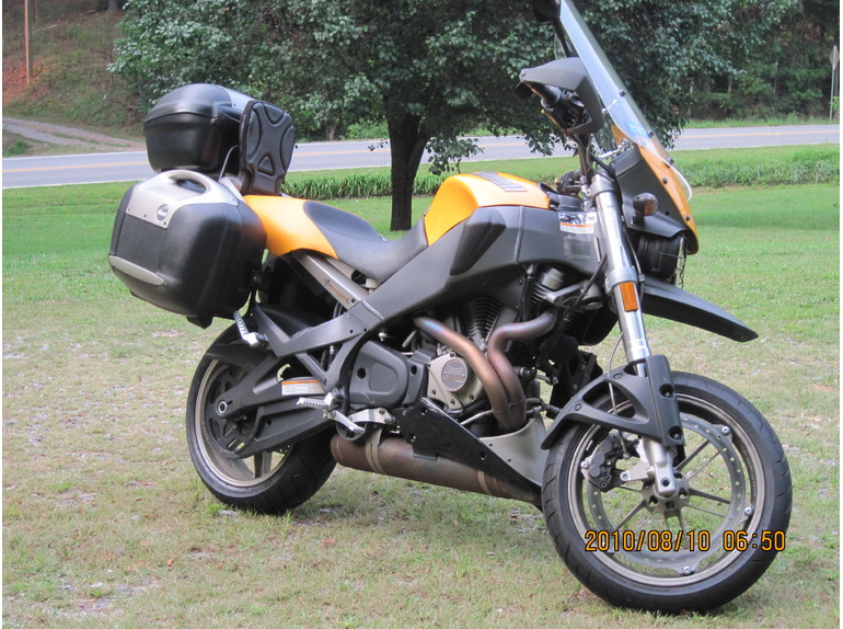 Buell Sport touring #3
