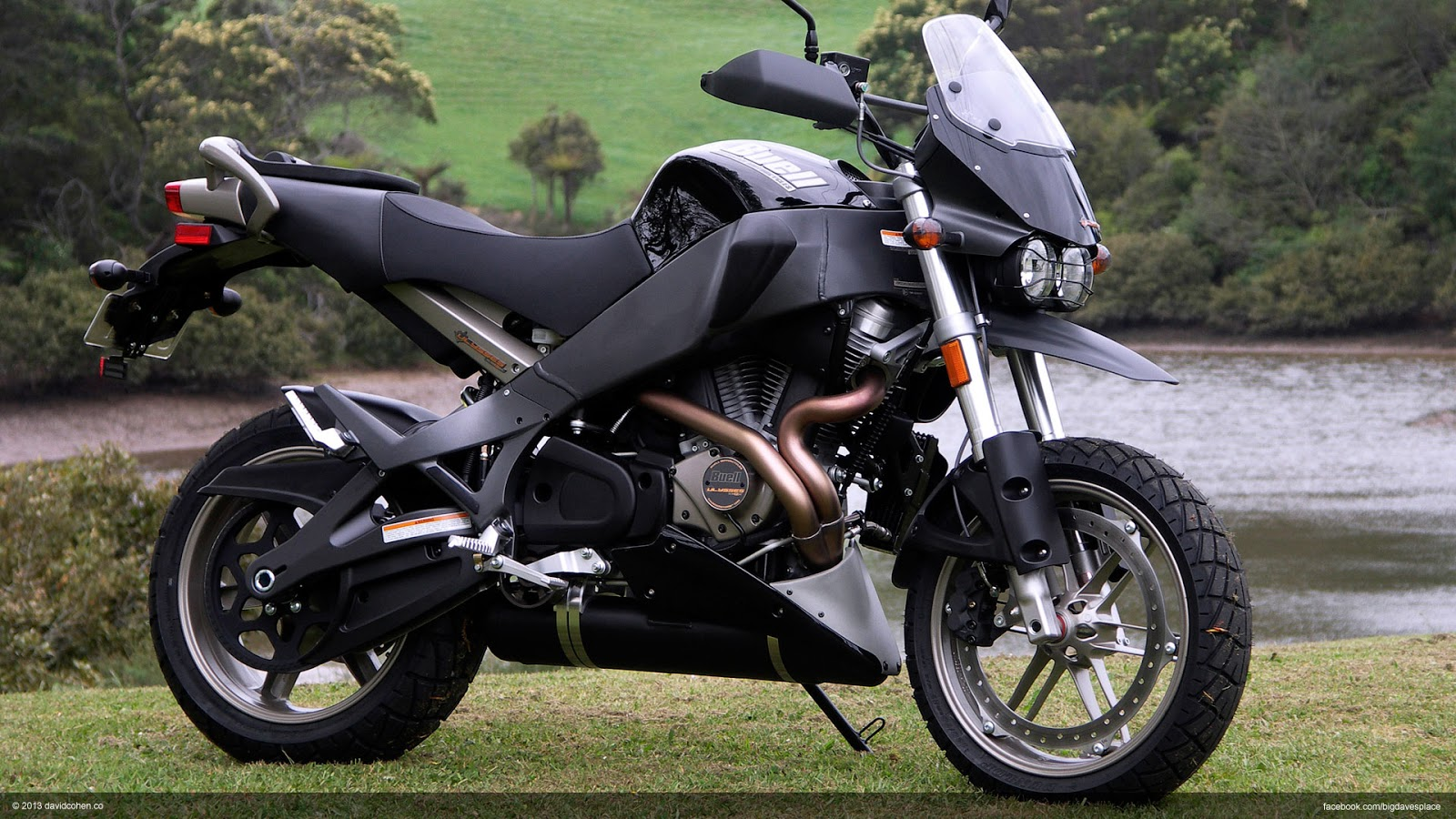 Buell Sport touring #8