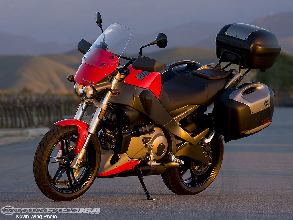 Buell Touring #6