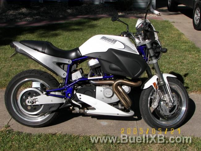 Buell White Lightning #11