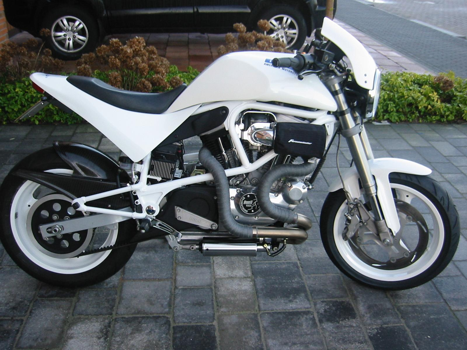 Buell White Lightning 1998 #12