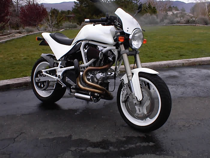 Buell White Lightning 1998 #8