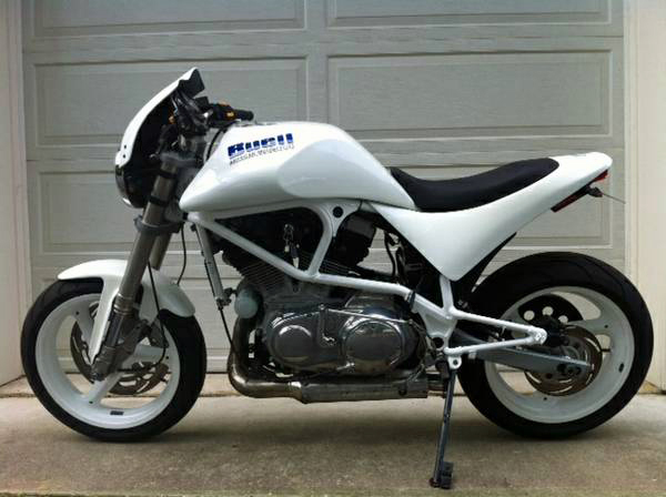 Buell White Lightning #5