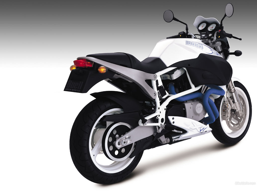 Buell X1W White Lightning #13