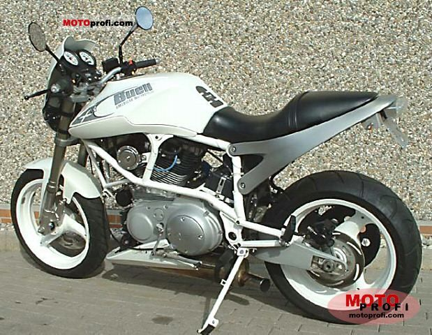 Buell X1W White Lightning #7