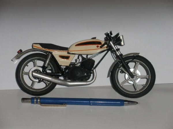 Bultaco 125 Streaker: For those who love Spanish bikes #5