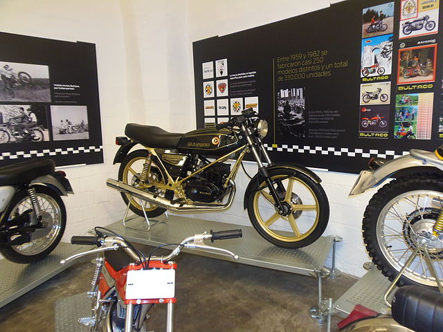 Bultaco 125 Streaker: For those who love Spanish bikes #7