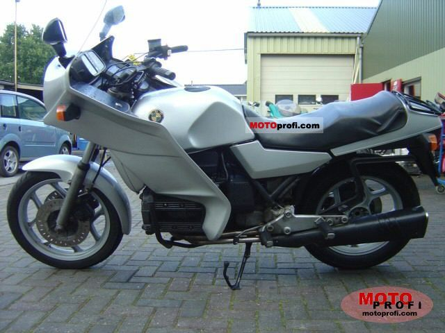 Cagiva 650 Alazzurra (reduced effect) 1985 #5