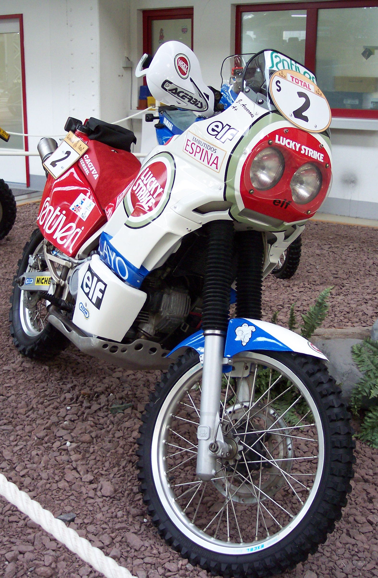 Cagiva Grand Canyon 900 I.E. 1997 #11