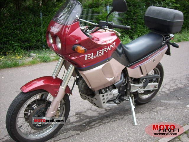 Cagiva Grand Canyon 900 I.E. 1997 #12