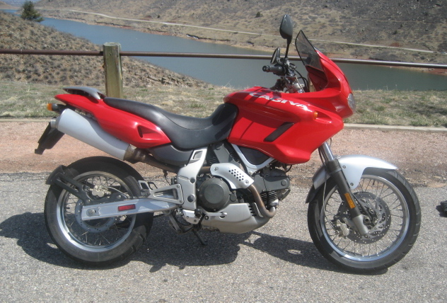 Cagiva Grand Canyon 900 I.E. 1997 #15