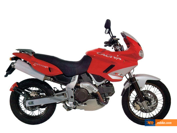 Cagiva Grand Canyon 900 I.E. 1997 #3