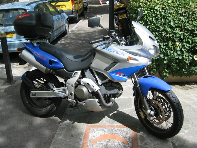 Cagiva Grand Canyon 900 I.E. 1997 #7