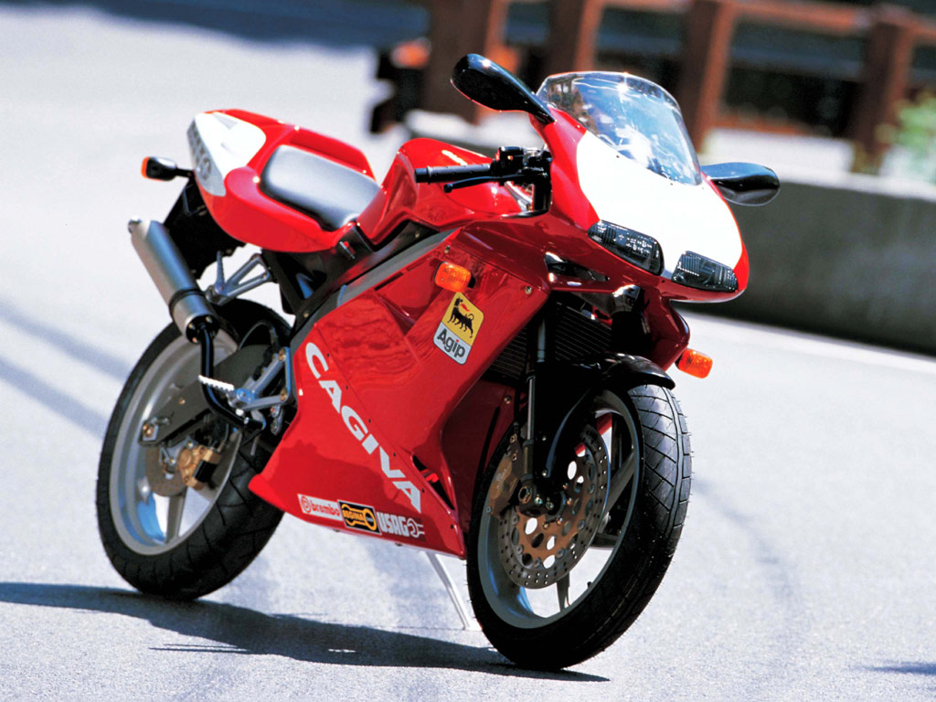 Cagiva Mito 125: An unrestricted wonder #2