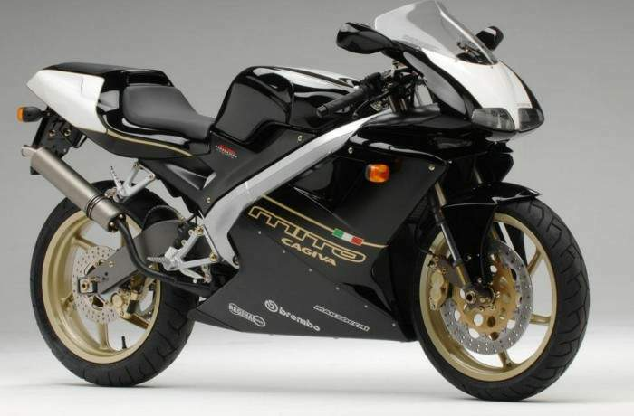 Cagiva Mito 125: An unrestricted wonder #7