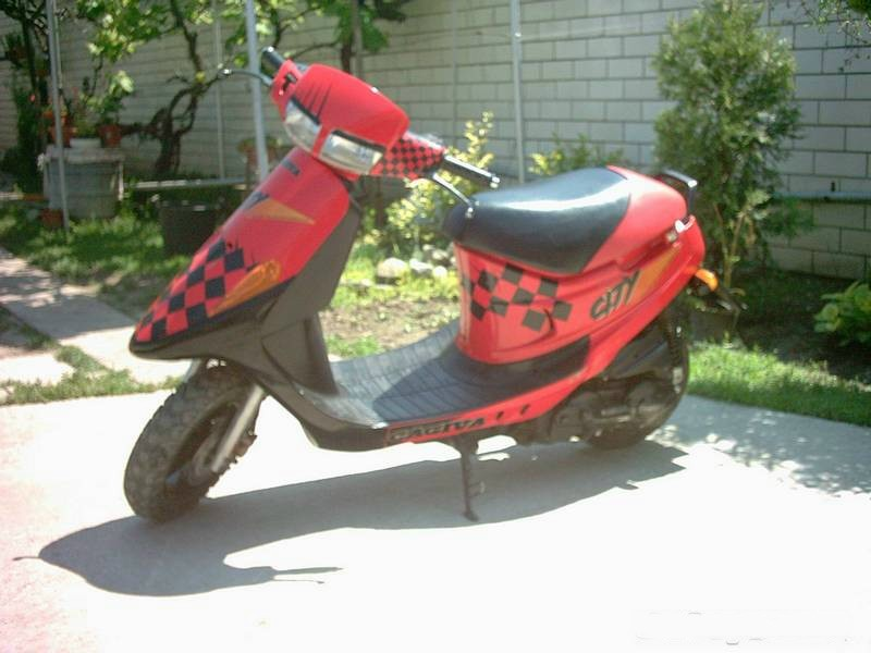 Cagiva Scooter #14