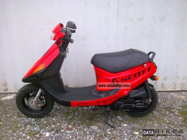 Cagiva Scooter #2