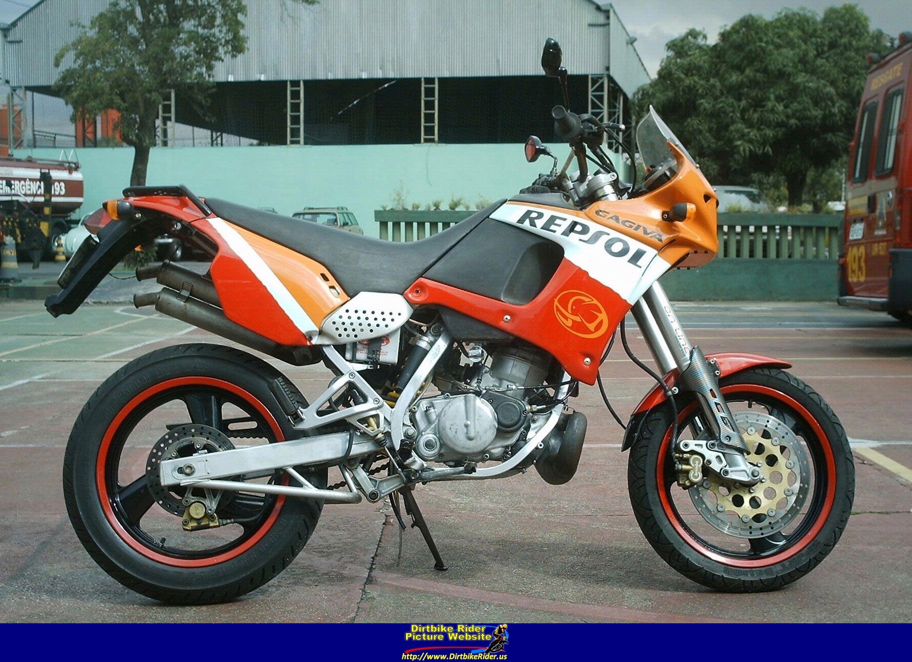 Cagiva Super City 125 #3