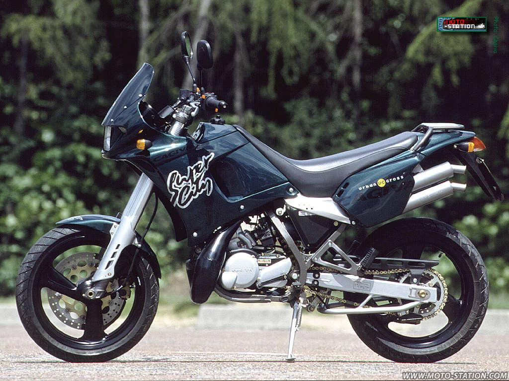 Cagiva Super City 125 #5