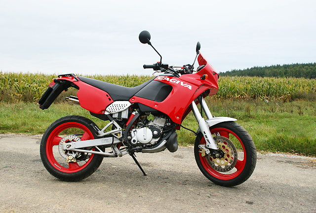 Cagiva Super City 125 #8