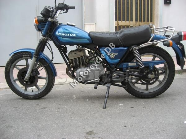 Cagiva Unspecified category #2