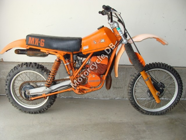 Can-Am MX6 400 1980 #1