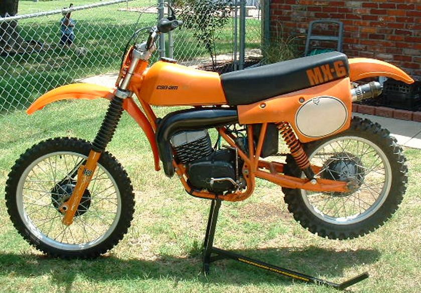 Can-Am MX6 400 1980 #2