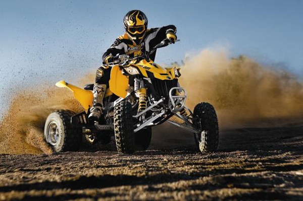 Can-Am Sport #4