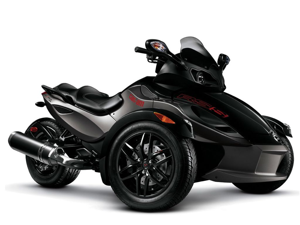 Can-Am Spyder Roadster #2