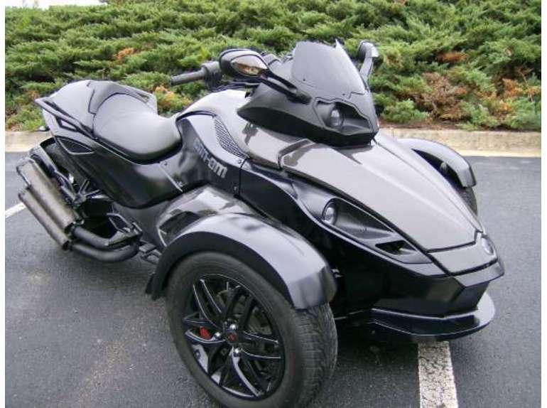 Can-Am Spyder Roadster 2008 #6