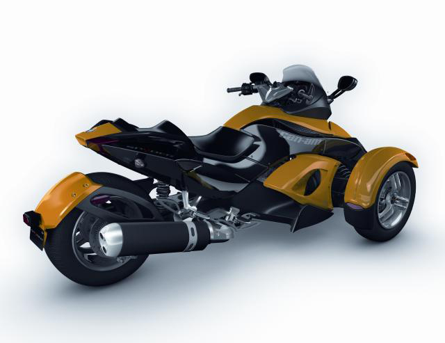 Can-Am Spyder Roadster 2008 #7