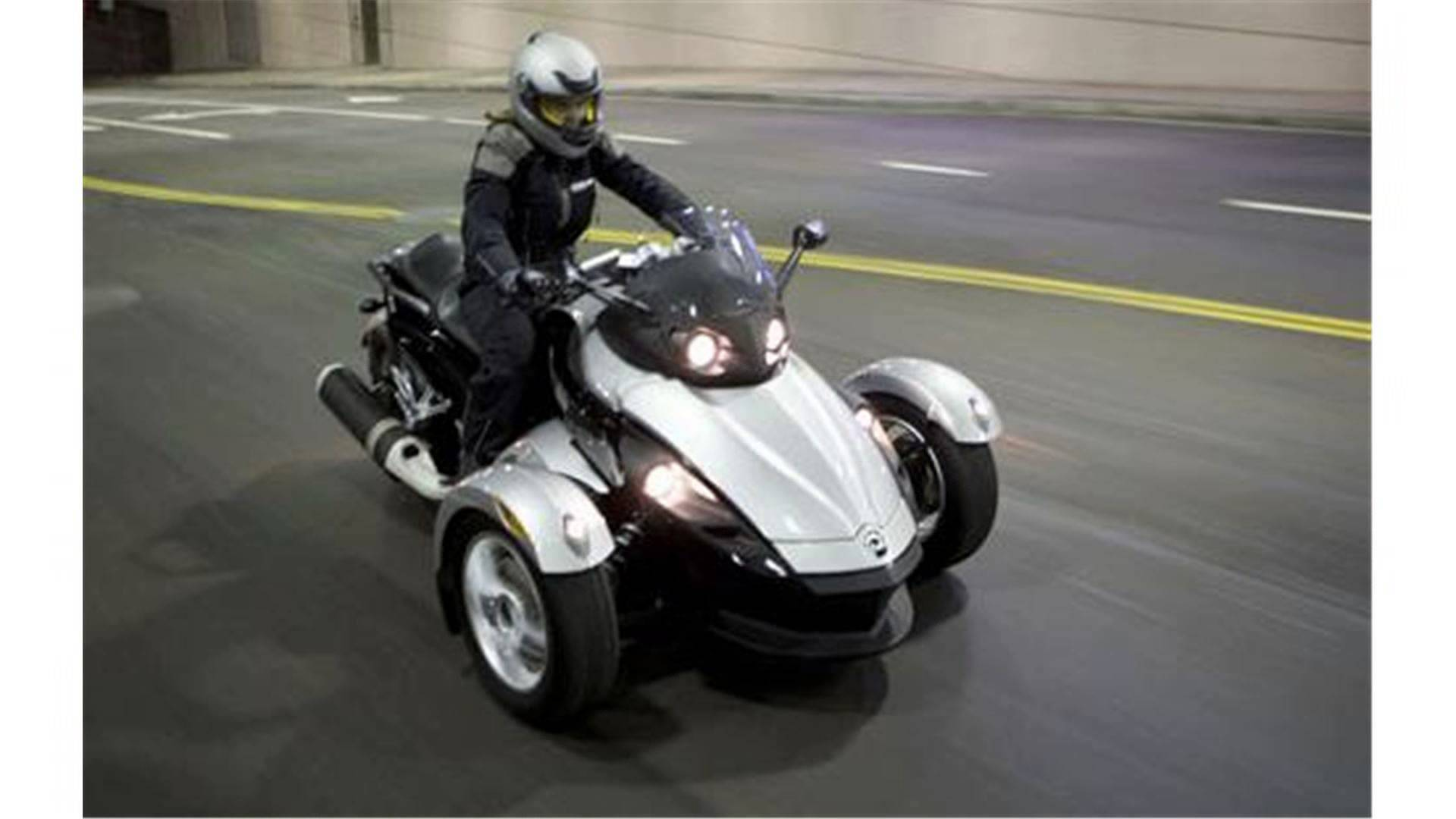 Can-Am Spyder Roadster 2008 #9
