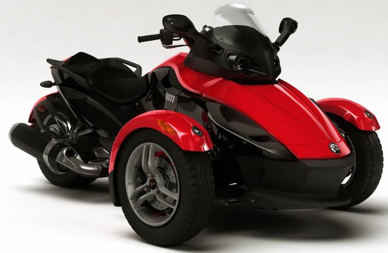 Can-Am Spyder Roadster #6