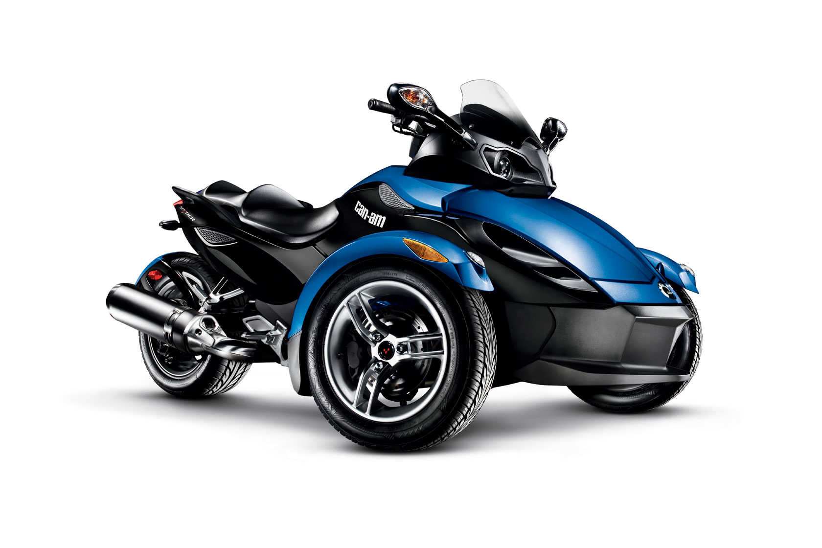 Can-Am Spyder Roadster RS #8