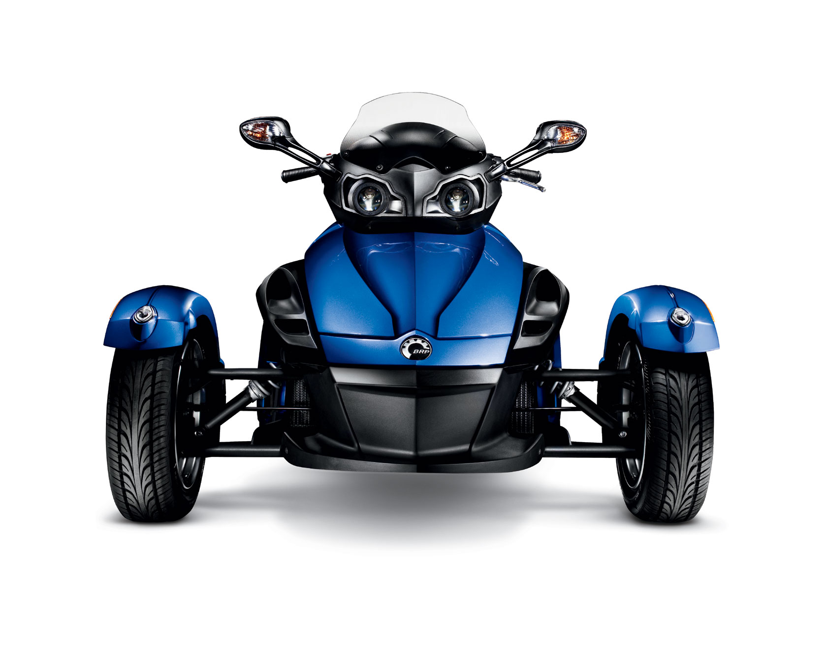Can-Am Spyder Roadster RS 2011 #13