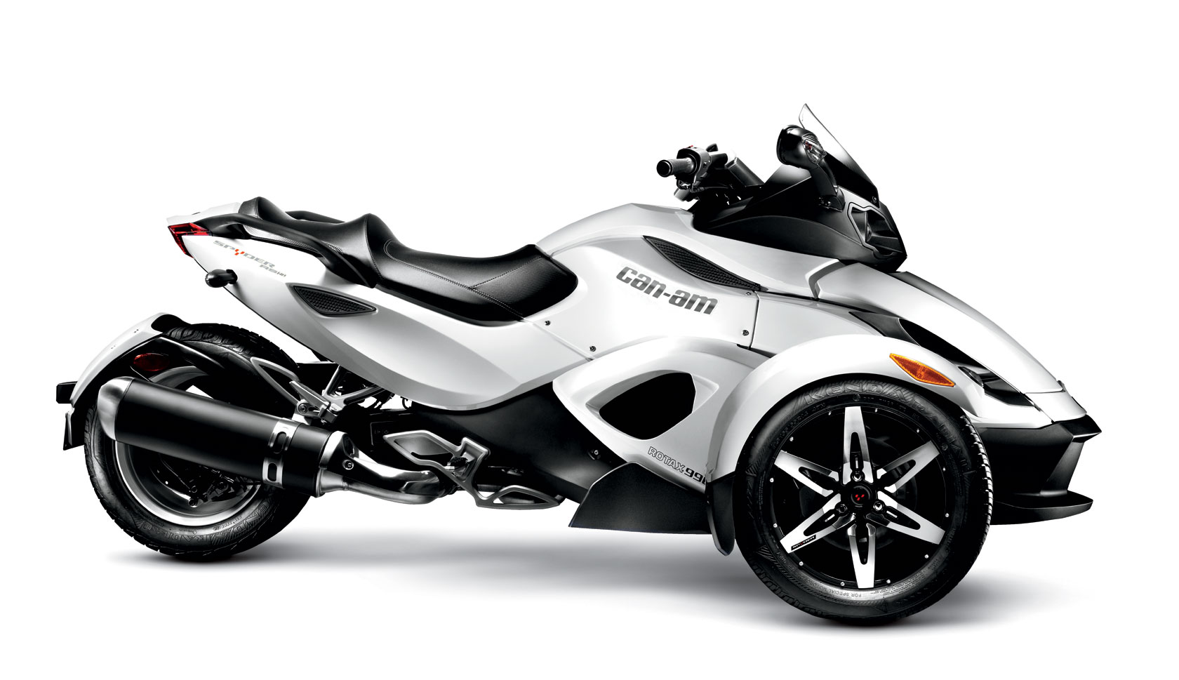 Can-Am Spyder Roadster RS 2011 #2