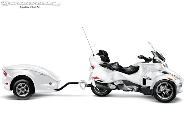 Can-Am Spyder Roadster RT Limited #10