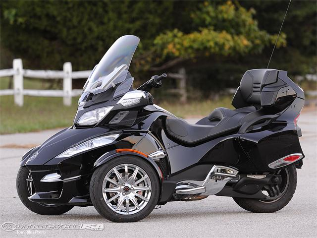Can-Am Spyder Roadster RT Limited #1