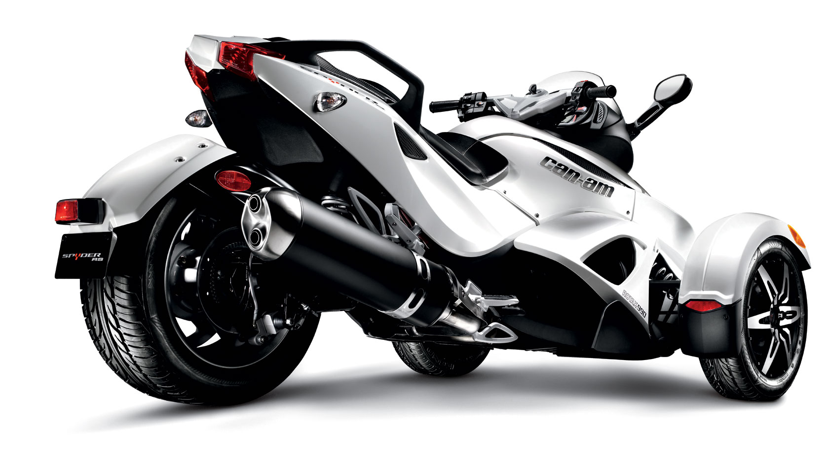 Can-Am Spyder Roadster SE5 2009 #12