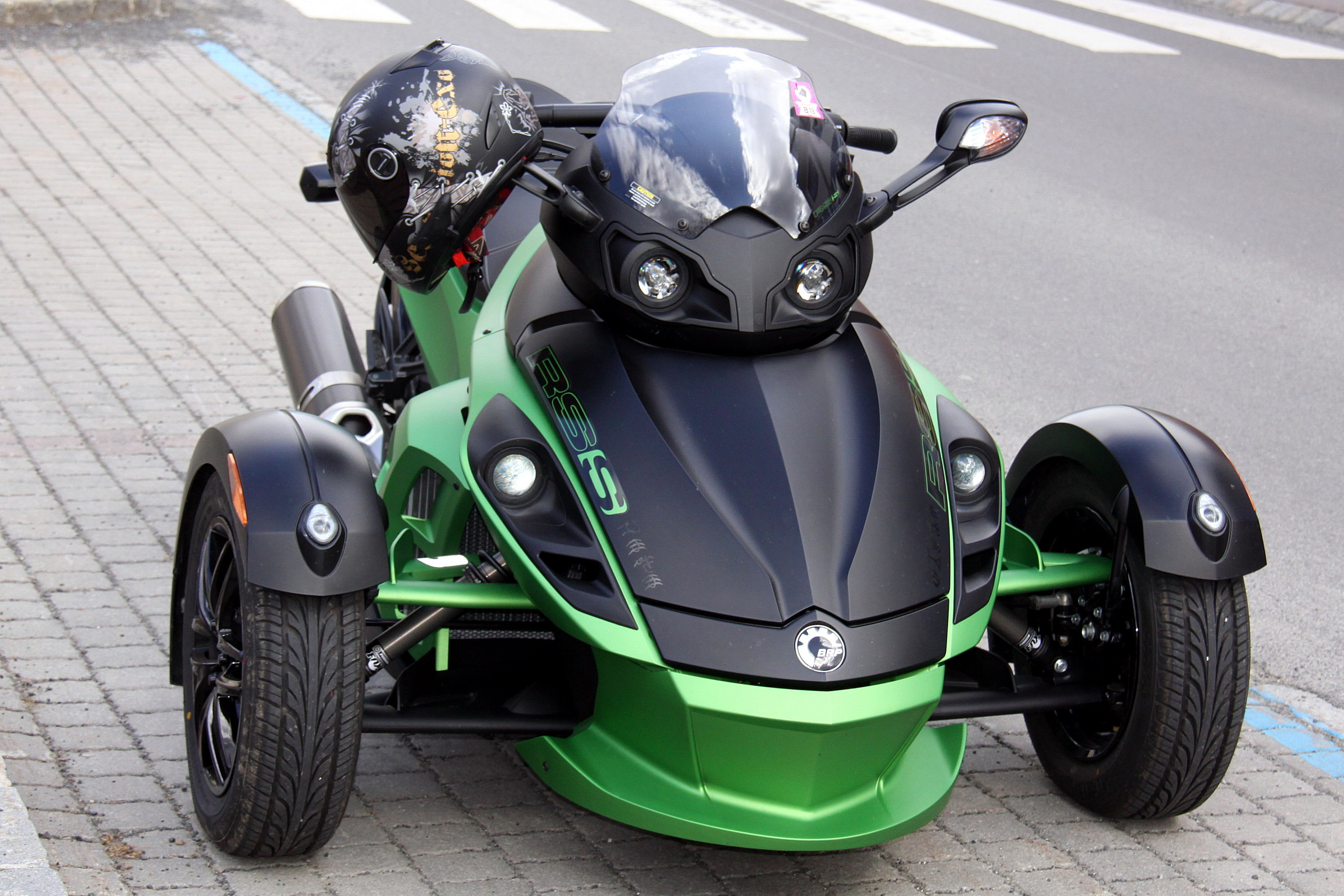 Can-Am Spyder Roadster SE5 2009 #14
