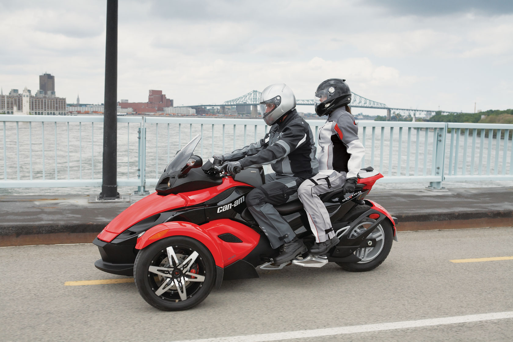 Can-Am Spyder Roadster SE5 2009 #6