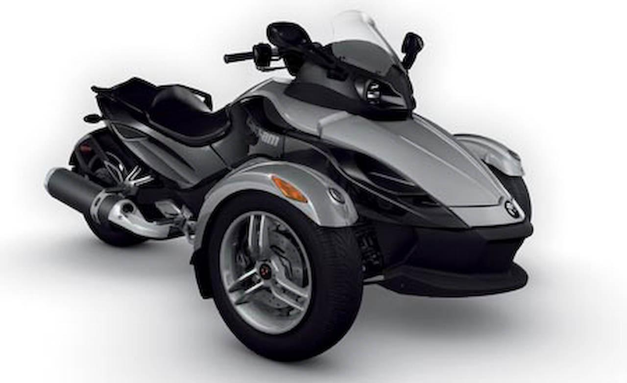 Can-Am Spyder Roadster SM5 2009 #14