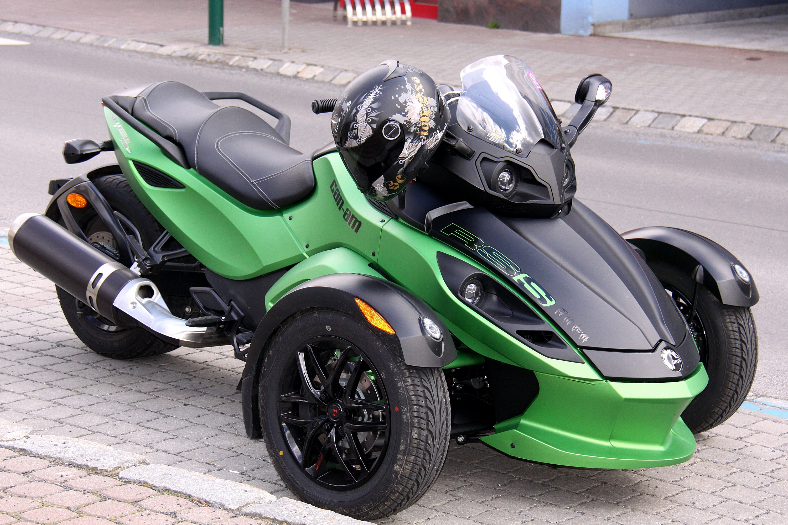 Can-Am Spyder Roadster SM5 2009 #5