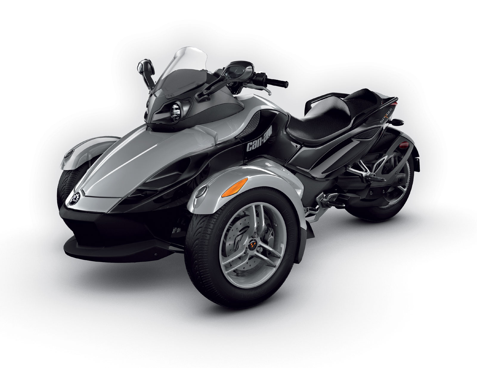 Can-Am Spyder Roadster SM5 2009 #9